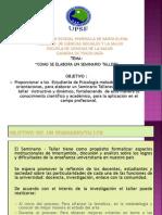 DIAPOSITIVA Seminari taller.ppt