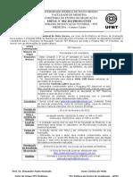 Edital nº 001-2013-  PET Medicina