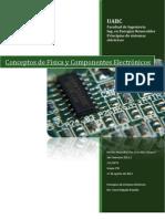 Conceptos de Física y Componentes Electrónicos