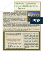 Little Rock's Green Economy