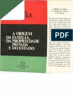 Friedrich Engels - A Origem Da Familia Da Propriedade Privada e Do Estado [Cap. a Genese Do Estado Ateniense]