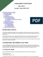 Les Commandes Unix_Linux
