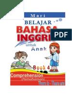 Belajar Bahasa Inggris, Comprehension, THERE IS-THERE ARE, Book 4 dan Kunci Jawaban-KEY