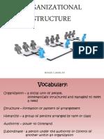 Ben Organizational Structure