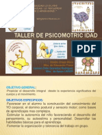 TALLER DE PSICOMOTRIC IDAD 12-13 FLEMING.pptx