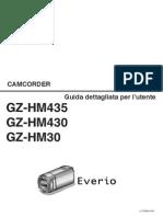 Manual Jvc Gz-hm30