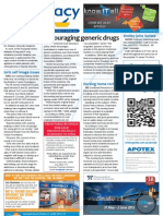 Pharmacy Daily for Mon 25 Feb 2013 - Generic fight, Nursing home rorts, WA pharmacy support, and much more...