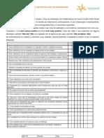 142-QUESTIONÁRIO DE AVALIAÇÃO DE SATISFAÇÃO DOS COLABORADORES