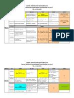 Jadwal Kuliah Onko 2012-2013