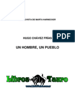 Hardnecker, Marta - Entrevista a Hugo Chavez Frias