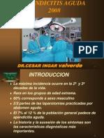 Apendicitis Aguda - Dr Ingar