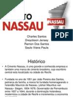 Cimentos Nassau Slides