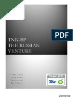 TNK-BP Case Study