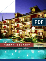 Sample Annual Report (Financial Statements of a Fictitious Real Estate Company)
