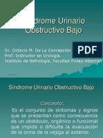 52644670-sindrome-urinario-obstructivo-bajo.ppt