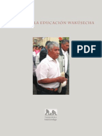 ACERCA DE LA EDUCACIÓN PURÉPECHA