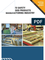 Guide Safety Wood Products Manufacturing Industry 5480