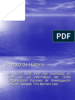 Perspectiva histórica del Internet