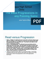 Rj Passing Game Progressions