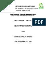 EVOLUCION DE ENFOQUE ADMINISTRATIVO.docx