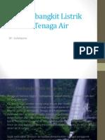 Pembangkit Listrik Tenaga Air
