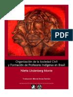 Organización de la sociedad civil y formación de profesores