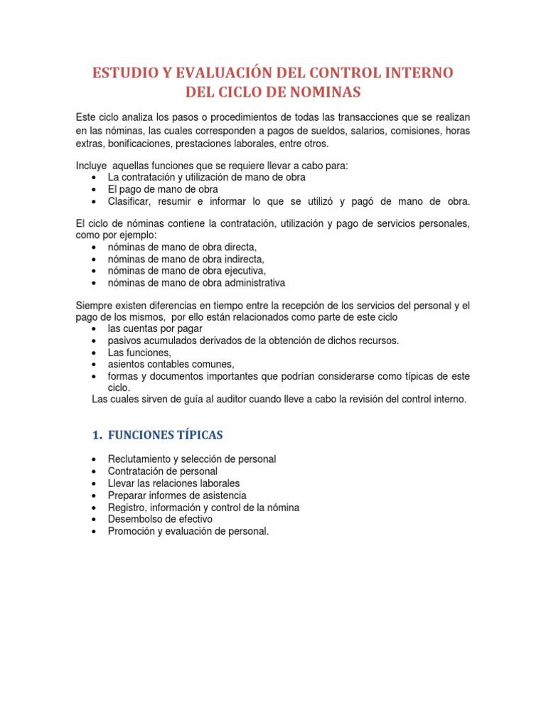 AUDITORIA-CICLOS DE NOMINA Y CONVERSION.docx