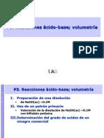P3 Volumetria Ab