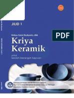 Kelas X SMK Kriya Keramik Wahyu