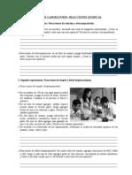 Ficha de Aplicacion de Reacciones Quimicas