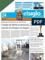 Edición La Victoria Lunes 25-02-2013