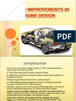 10 Improvements in Engine Designs