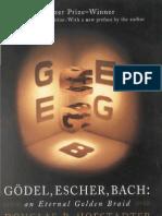 Godel, Escher, Bach - The Golden Braid