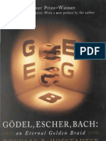 Godel, Escher, Bach - The Golden Braid