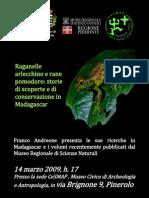 Volantino Madagascar