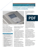 PTB330 Datasheet B210708ES a LoRes