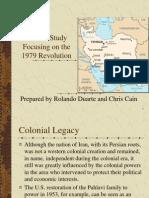 Iran Case Study Cain Duarte