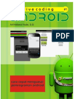 Live Coding Android (tutorial android basic)