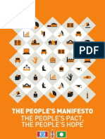 Manifesto  PAKATAN ( English version)