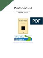 Planolandia - Um Romance De Muitas Dimensoes