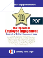 Top Tens of Employee Engagement1
