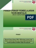 M9-Pinsip2 Teori Mentalis.ppt