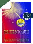 Final Citizen's Charter