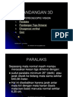 DPJJ5 Stereoskopis Paralaks (Kuliah 4)