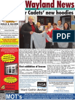 The Wayland News March 2013