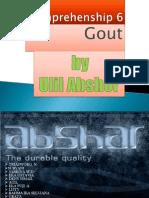gout abshor.pptx