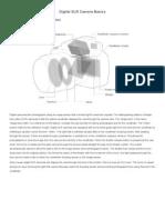 Digital SLR Camera Basics