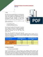 AC İndüksiyon Motorlarında Frekans Konvertörü Kullanımı-ELSAN Teknik Bülteni-FK01-V5-07.02.2013