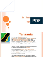 Tanzania In Focus