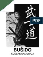 Bushido - Kodeks Samuraja